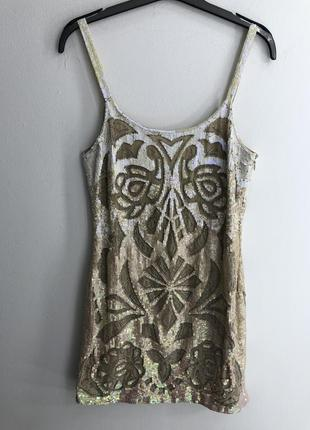 Платье needle&thread