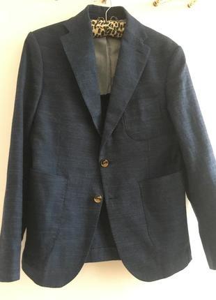 Пиджак мужской zara