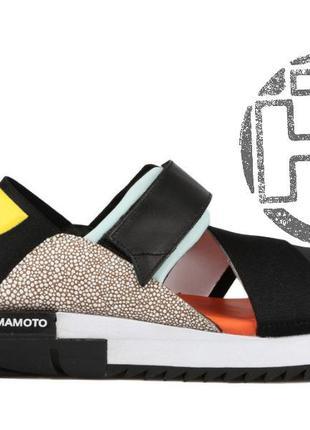 Хит сезона! сандали adidas y-3 kaohe sandal. отправка без предоплат!