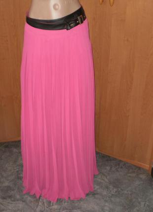 Распродажа!!! трендовая шикарная юбка - плиссе от  ted baker р. 14