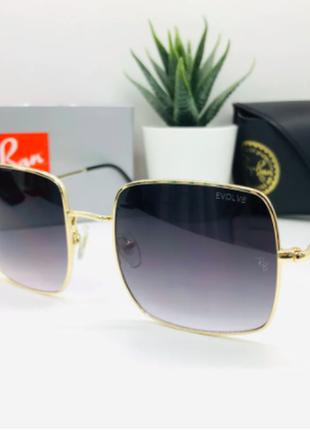 Солнцезащитные очки линза минеральное стекло (rb1971)