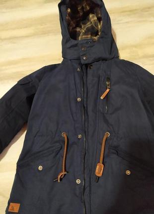 Зимняя куртка на мальчика reserved