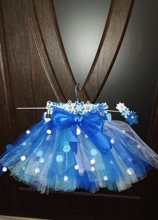 Фатиновая юбка ту-ту/пачка