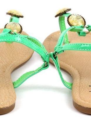 Стильные женские сандалии, вьетнамки plato!!! jc2046