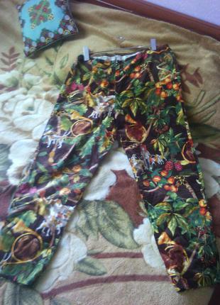 Класні штанішки під бархат, літні.