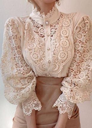 Красивая роскошная блуза s/m/l😍❣️разные цвета