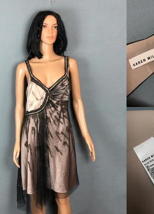 Karen millen оригинал роскошное вечернее платье