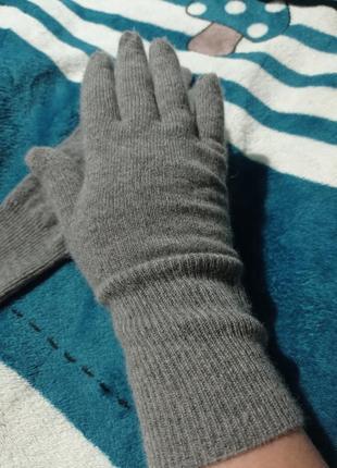Кашемировые перчатки globus