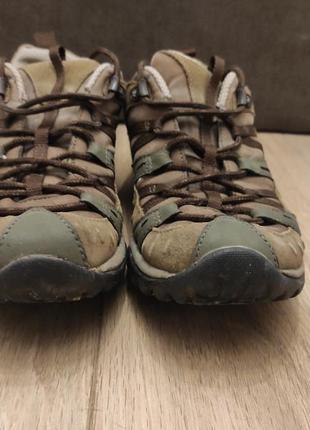 Трекинговые кроссовки merrell