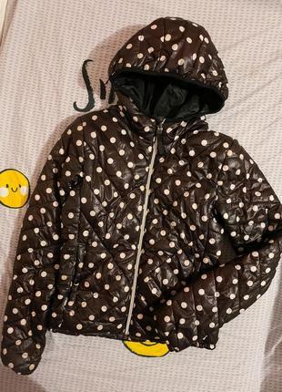 Курточка дутик