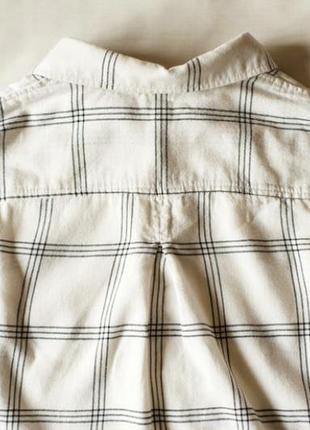 Рубашка в клетку4 фото
