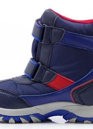 Фирменные зимние ботинки с мигалками 24, 25, 26, 27, 28, 29 размеры ... 4539db339b0