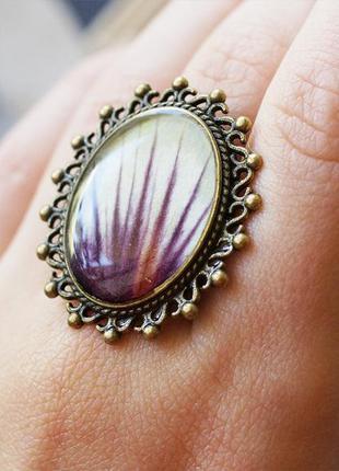 Винтажное кольцо ручной работы