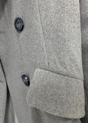 Пальто шерстяное7 фото