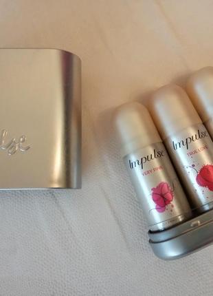 Набор дезодорантов, подарок