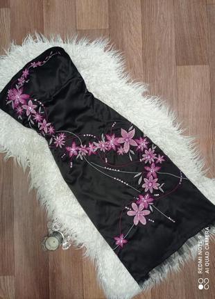 Платье нарядное jane norman