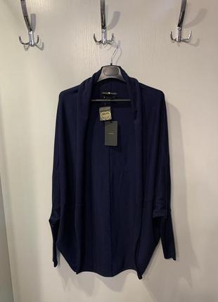 """Женская синяя кофта """"alcott"""", размер s"""
