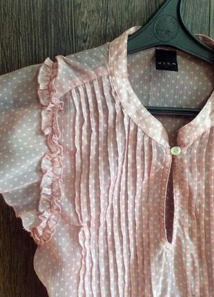 Очень красивая легкая блуза скидка до 15.05!!!