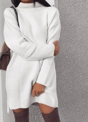 Платье -туника очень мягкая 🔥