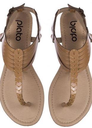 Стильные женские сандалии plato!!! jc2044