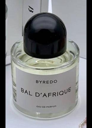 Byredo bal d'afrique распив оригинал! скидка до конца недели!