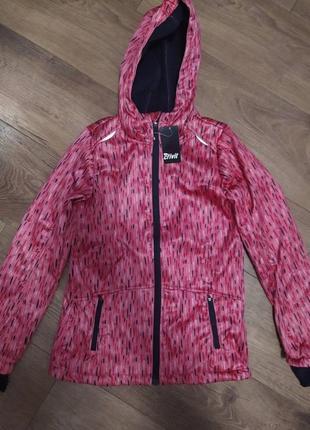 Дитяча лижна куртка crivit.  10-12 р. (146-152 см)