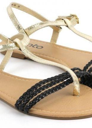 Шикарные женские сандалии, вьетнамки фирмы plato!!! jc2049