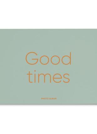 Фотоальбом «good times»
