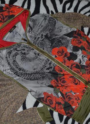 Ветровка, куртка, блузка на молнии  с капюшоном gizia ( турция )