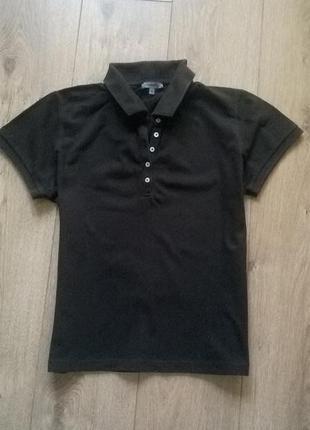 Распродажа!!! отличная футболка-поло от montego
