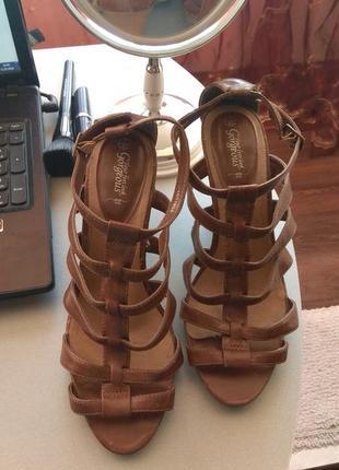 Босоножки, сандалии гладиаторы