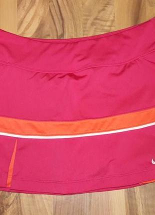 Юбка для тенниса nike 100 % оригинал