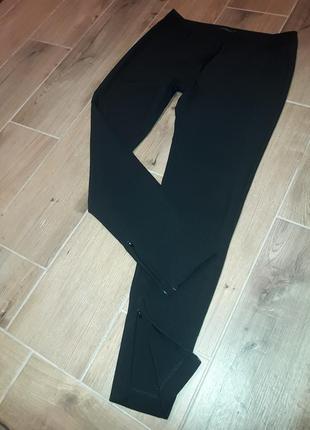 Женские чёрные брюки классика р. s/м
