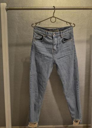 Стильные mom jeans