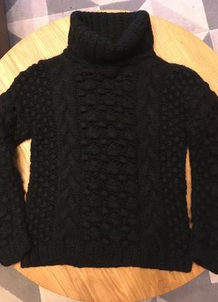 Необычный кашемировый свитер malo