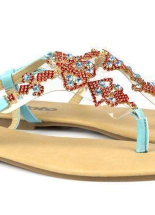 Шикарные женские сандалии, вьетнамки фирмы plato!!! jc2786
