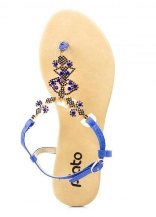 Шикарные женские сандалии, вьетнамки фирмы plato!!! jc2787