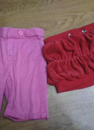 Юбка шорты