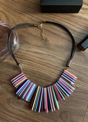 Ожерелье колье