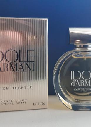 Духи d'armani idole 50ml