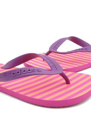 Сланцы женские adidas flipper w