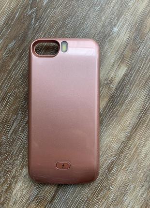 Зарядное устройство аккумулятор для iphone 6 6s