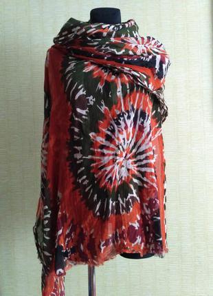 Супер шарф, палантин в состоянии нового