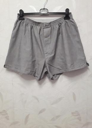Тонкие домашние шорты, 54-56, хлопок, c&a, angelo litrico