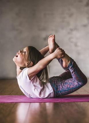 Детский коврик для йоги