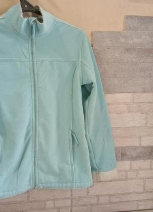 Флисовая кофта куртка женская