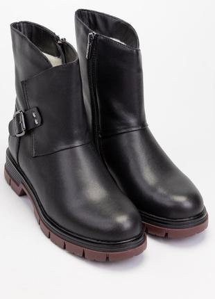 Rieker ботинки кожа 41 размер