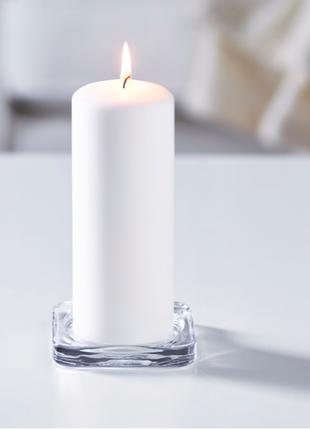 Подсвечник для свечи, 10x10 см