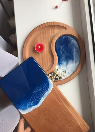 Менажниця кругла (комплект)