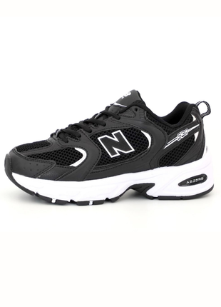 Женские спортивные кроссовки new balance 530 черные